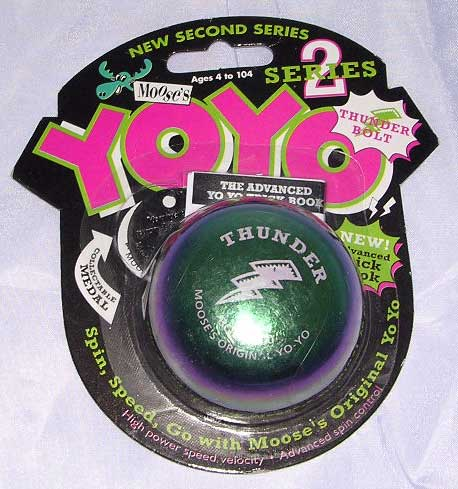 Thunder Yo-yo by Moose Toys