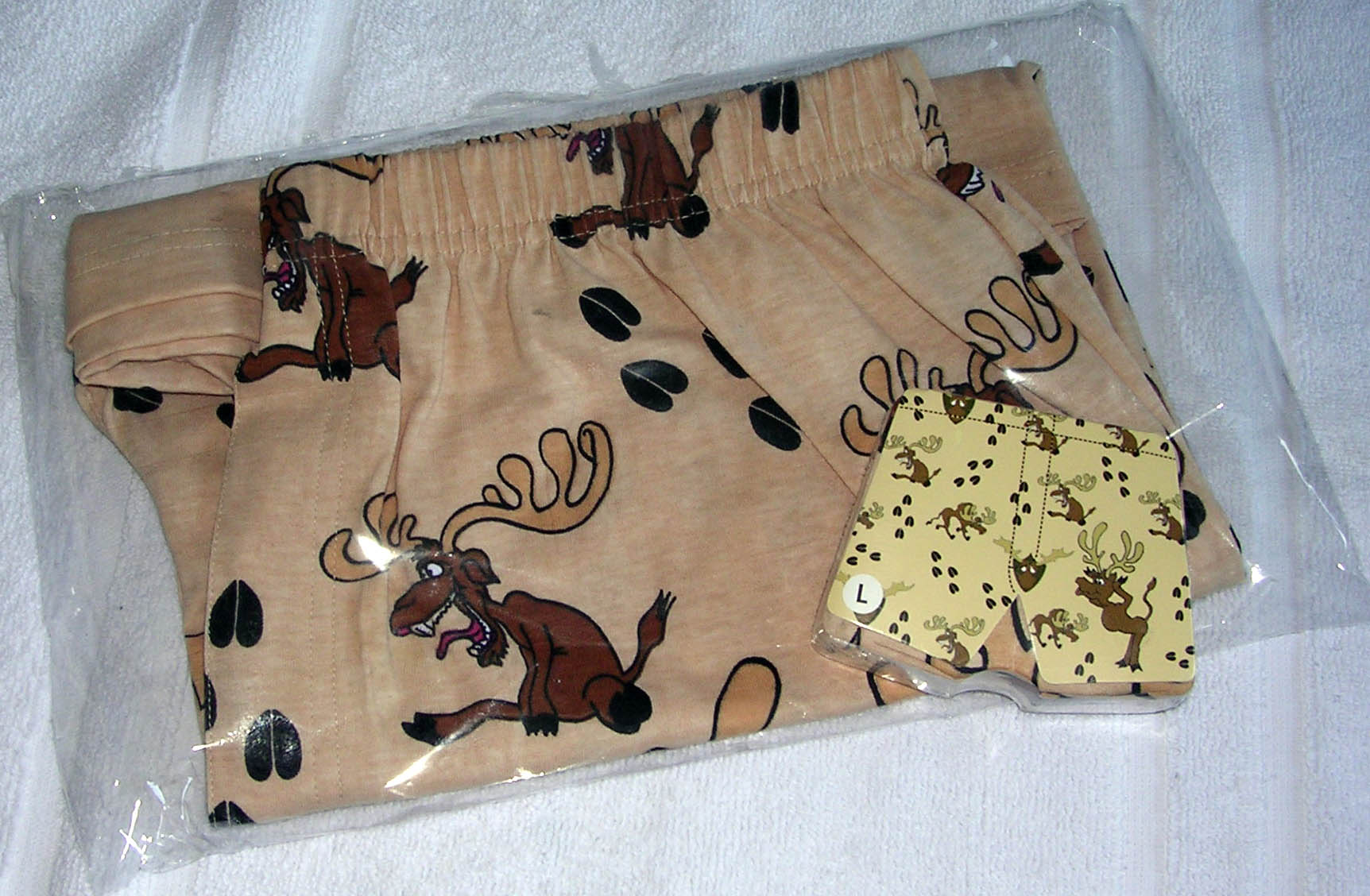 Magic Moose Boxers - XL