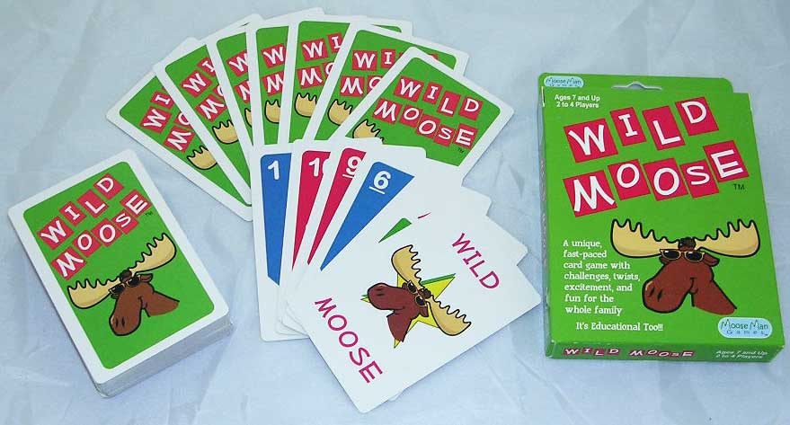 Wild Moose Card Game